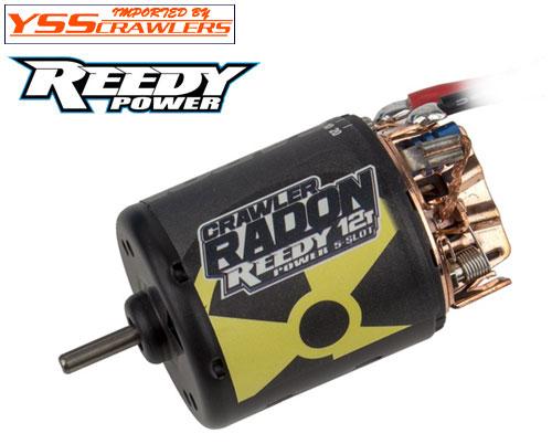 Reedy ラドン2[Radon2] クローラー12T 5スロット ブラシモーター!