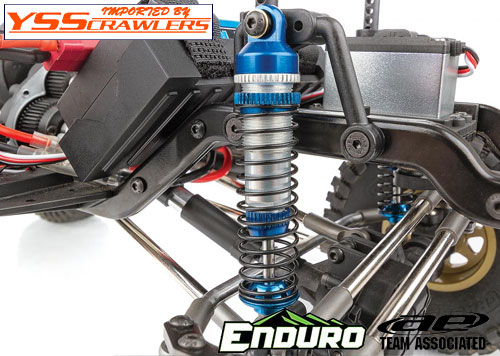 AE Enduro Builders kit