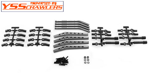 XR10 Stage 3 Aluminum Hi-Clearance Links Kit