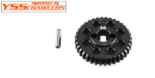 XR10 Machined Lightweight 36T-48P Idler Gear