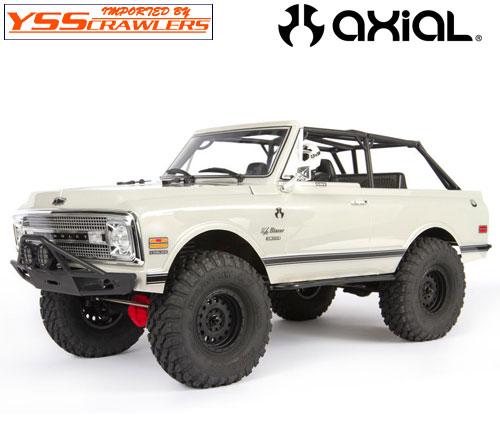 Axial  1969 シボレー K5 ブレーザー スケールボディー![クリアー]
