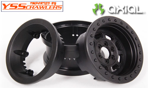 Axial 2.2 Trail Ready HD Series Beadlock [Slim Ring][IFD]