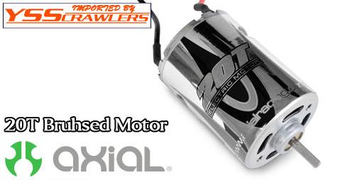 Axial 20T エレクトリック ブラシモーター! [AX24003]