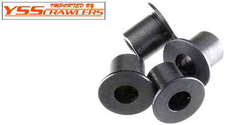 Axial Flange Pipe 3x4.5x5.5mm