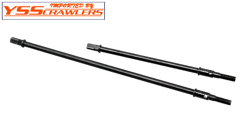 Axial AR60 OCP Rear Axle Set for WRAITH