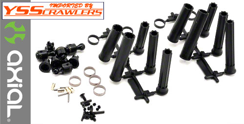 Axial WB8 Driveshaft Set