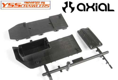 Axial サイドプレート![SCX10-II][AX31385]