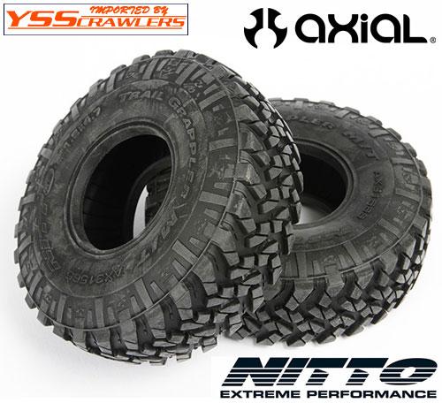 Axial 1.9 Nitto[ニットー] トレールグラップラー M/T タイヤ [R35][2本]