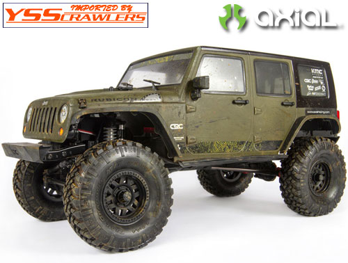 Axial 2017 Jeep Wrangler limited