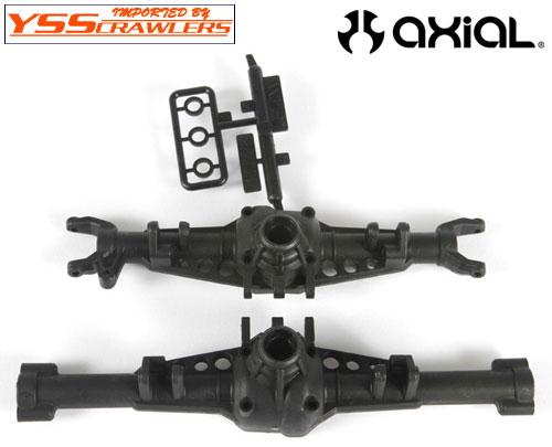 Axial ソリッドアクスルハウジング for AR44![前後][SCX10-II][AX31592]