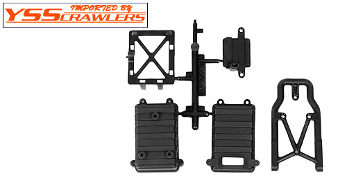 Axial Tube Frame Electronics Box for WRAITH