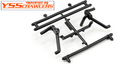 Axial Tube Frame Shock Mount for WRAITH