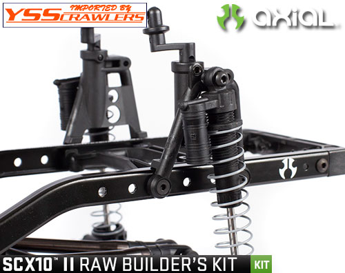 Axial SCX10II Raw Builders Kit