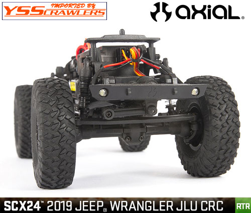Axial Racing SCX24 JEEP