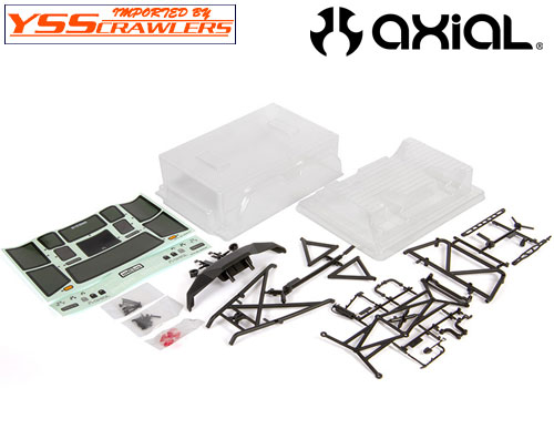 Axial UMG10 6x6 bed