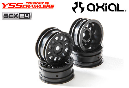 Axial 1インチ KMC マチェーテ For Axial SCX24シリーズ!
