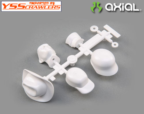 Axial Drivers Head and Hat Set