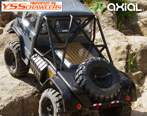 Axial UMG10 Rear Bed Kit