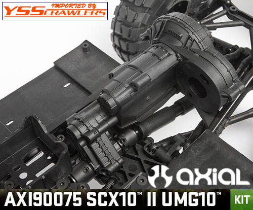 Axial Racing SCX10 II UMG10 4WD Kit