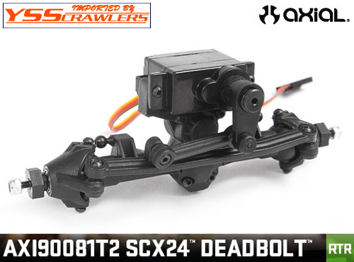 Axail Racing SCX24 Deadbol