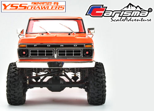 Carisma The SCA-1E LWB 1976 Ford F-150