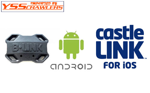 Castle Creations B-LINK! [Bluetooth][iOS][Android]