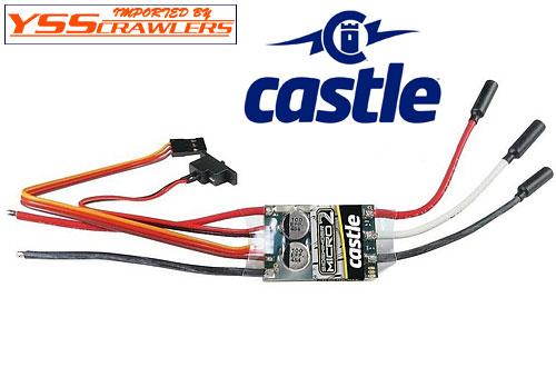 Castle Creations サイドワインダーマイクロ2 ESC!