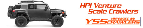 HPI Racing Venture Scale Crawler series
