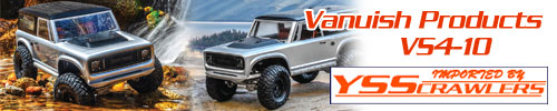 Cross RC Scale Crawler series