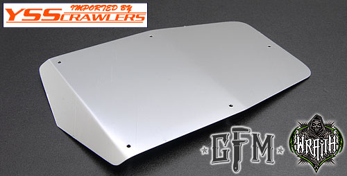 CFM Wraith Aluminum Roof Panel [Solid]