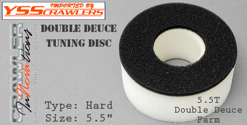 Cralwer InNovation 5.5 Double Deuce Tuning Disc