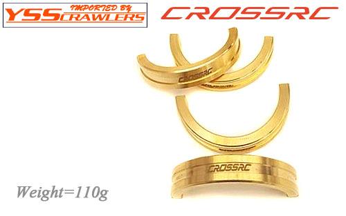 Cross RC - ホイールウェイトセット![110g]