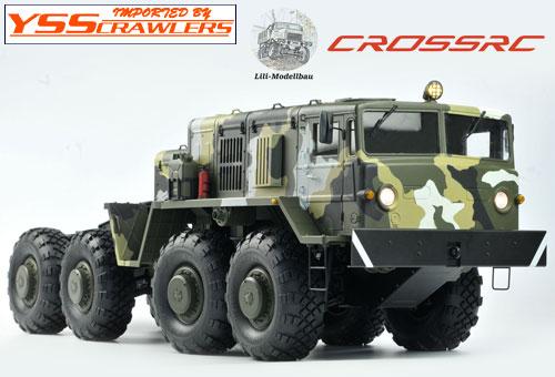 Cross RC - BC-8 マンモス フラグシップバージョン![予約]