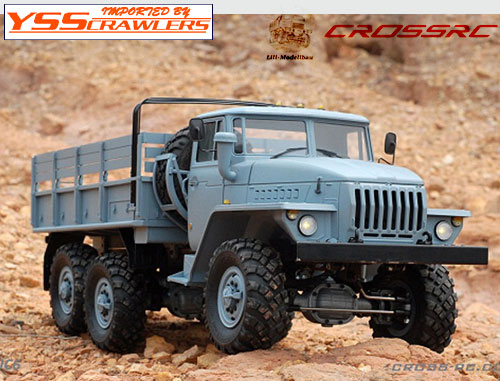 Cross RC - UC-6トラック クローラーキット![予約]