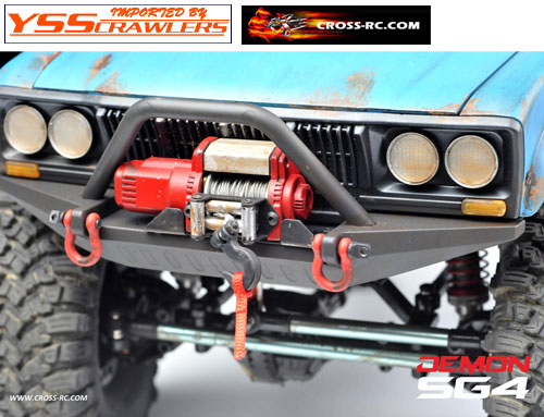 Cross RC Demon Rock Crawler!