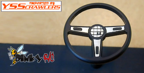 DinkyRC The Yota Scale steering wheel