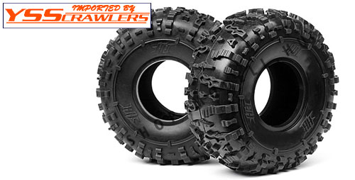 HB Rover 2.2 tires