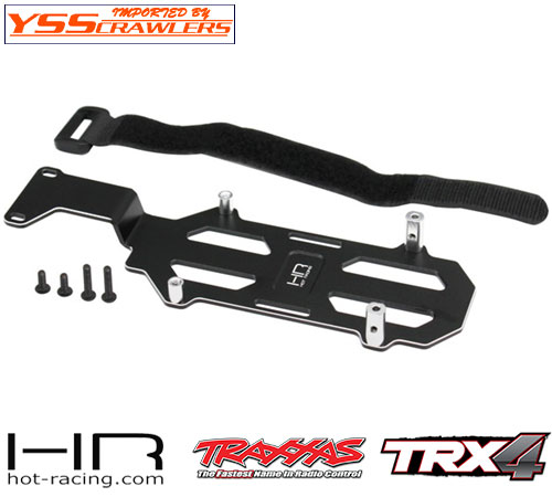 HR 低重心バッテリーマウントコンバージョンキット for Traxxas TRX-4!