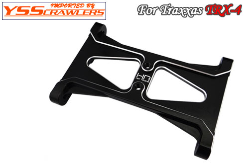 HR Aluminum Rear Chassis Crossmember for Traxxas TRX-4!