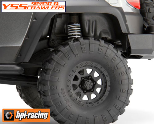 HPI Venture Univeral Wheel Well