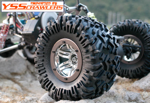 IMEXRC Rubicon 2.2 Tires