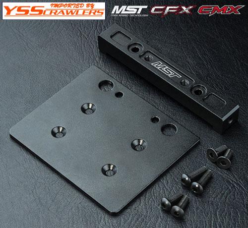 YSS MST アルミクロスメンバー C for MST CMX CFX CFX-W!