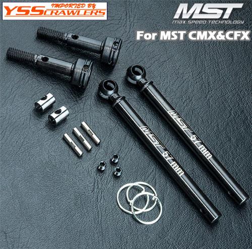 YSS MST CVD ユニバーサルシャフトセット for MST CMX CFX!