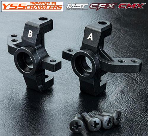 YSS MST アルミナックル for MST CMX CFX!