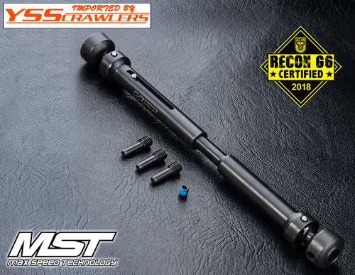 YSS MST CMX スチールドライブシャフトセット![118mm-141mm]