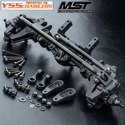 YSS MST CFX-W コンプリートアクスルセット![フロント又はリア][組立]