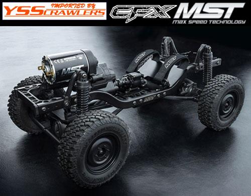 YSS MST CFX 4WD オフロード・クローラー[キット]