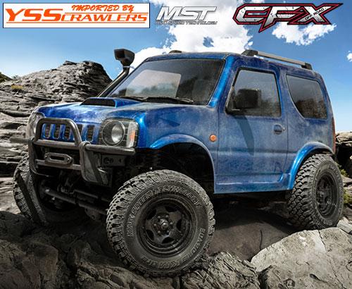 YSS MST CFX ジムニー J3 4WD オフロード・クローラー[キット][予約]