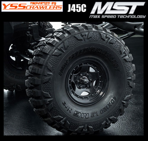 YSS MST CFX-W 4WD High Performance Off-Road Car KIT