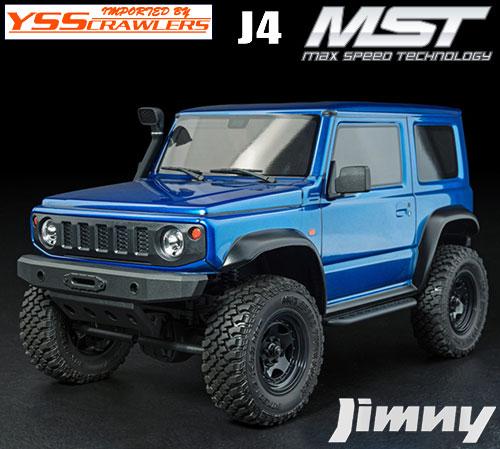 YSS MST CMX ジムニー J4 4WD オフロード・クローラー[キット]